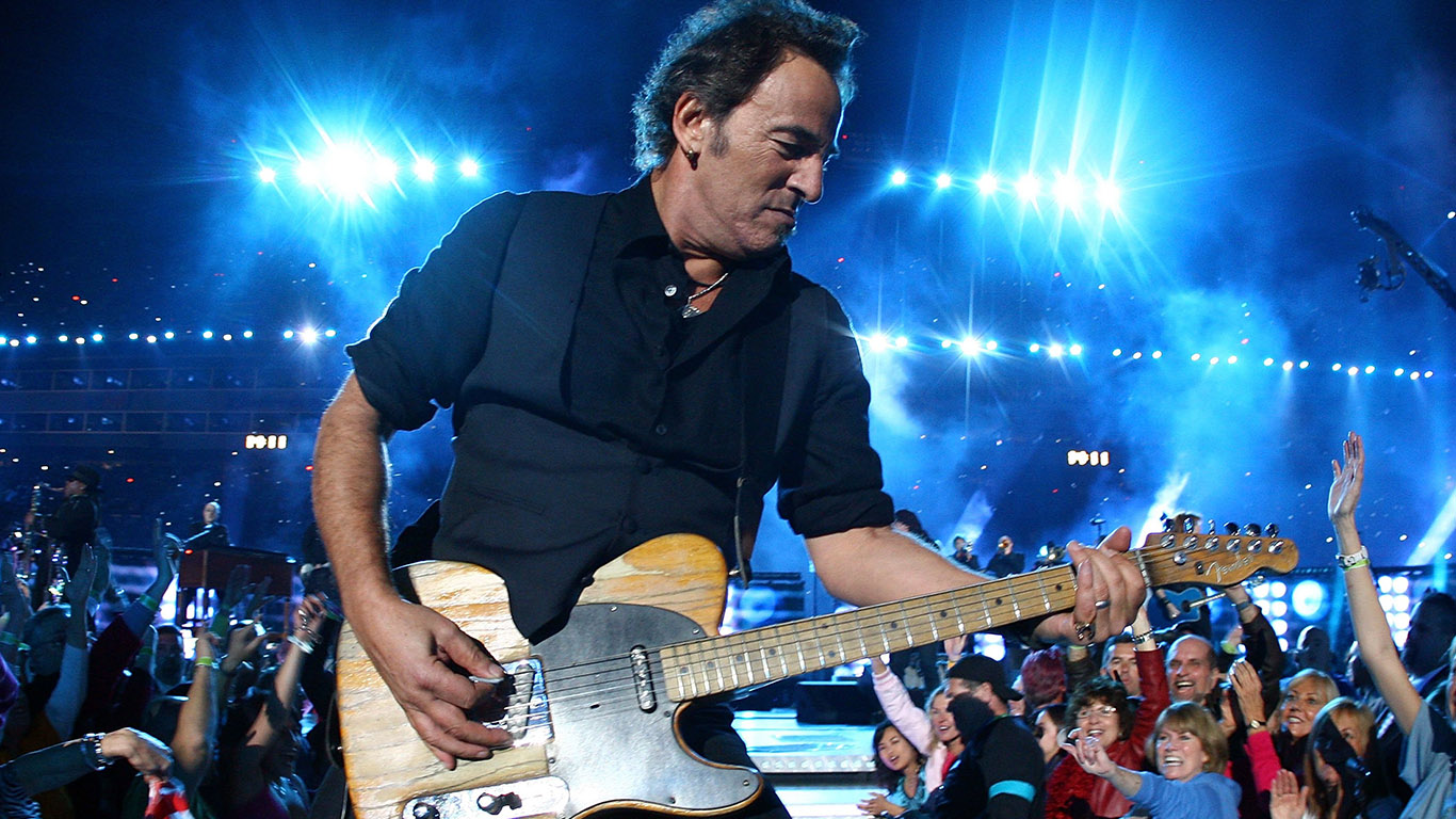 Bruce Springsteen and the E Street Band (2009)
