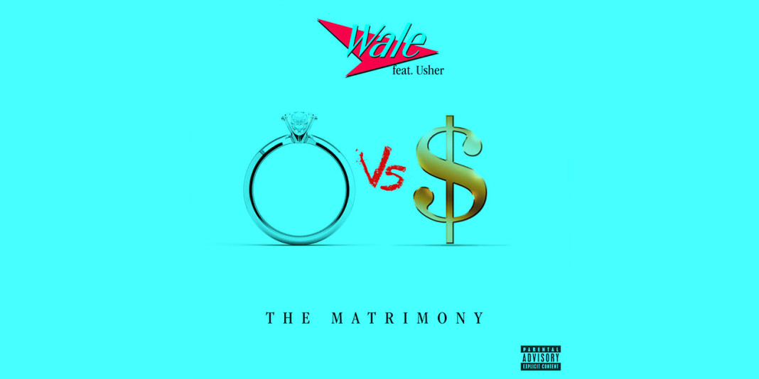 Wale ft. Usher: 'Matrimony' Single Review