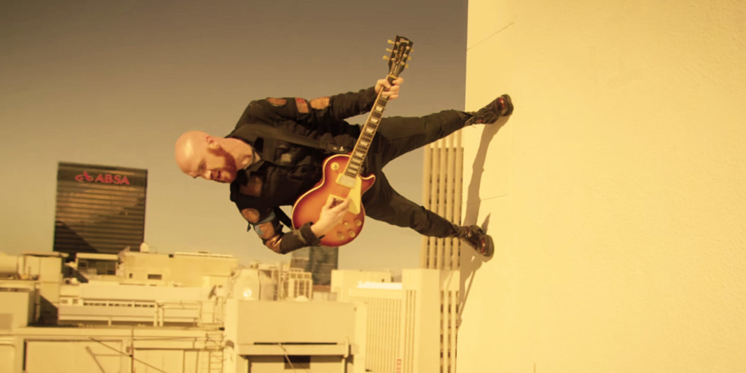 The Script: 'Man On A Wire' Music Video Review