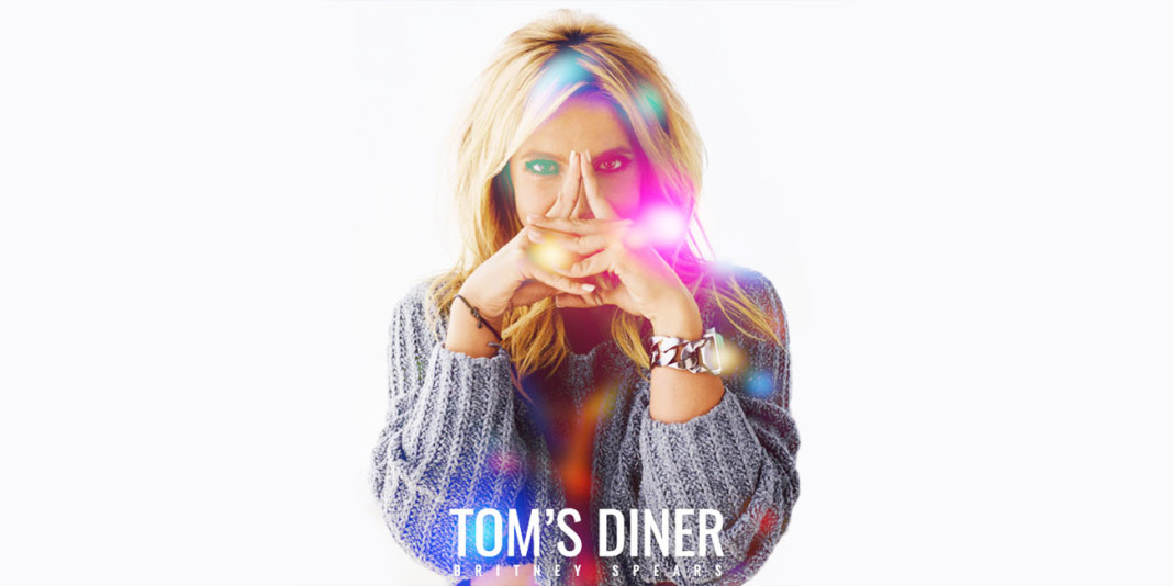 Giorgio Moroder ft. Britney Spears: 'Tom's Diner' Single Review