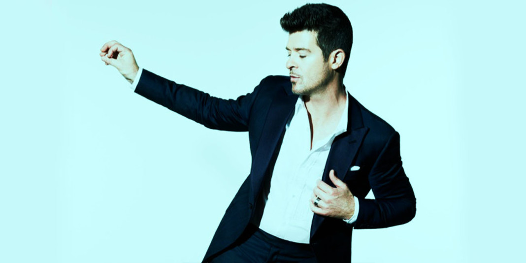 Robin Thicke ft. Nicki Minaj: 'Back Together' Single Review