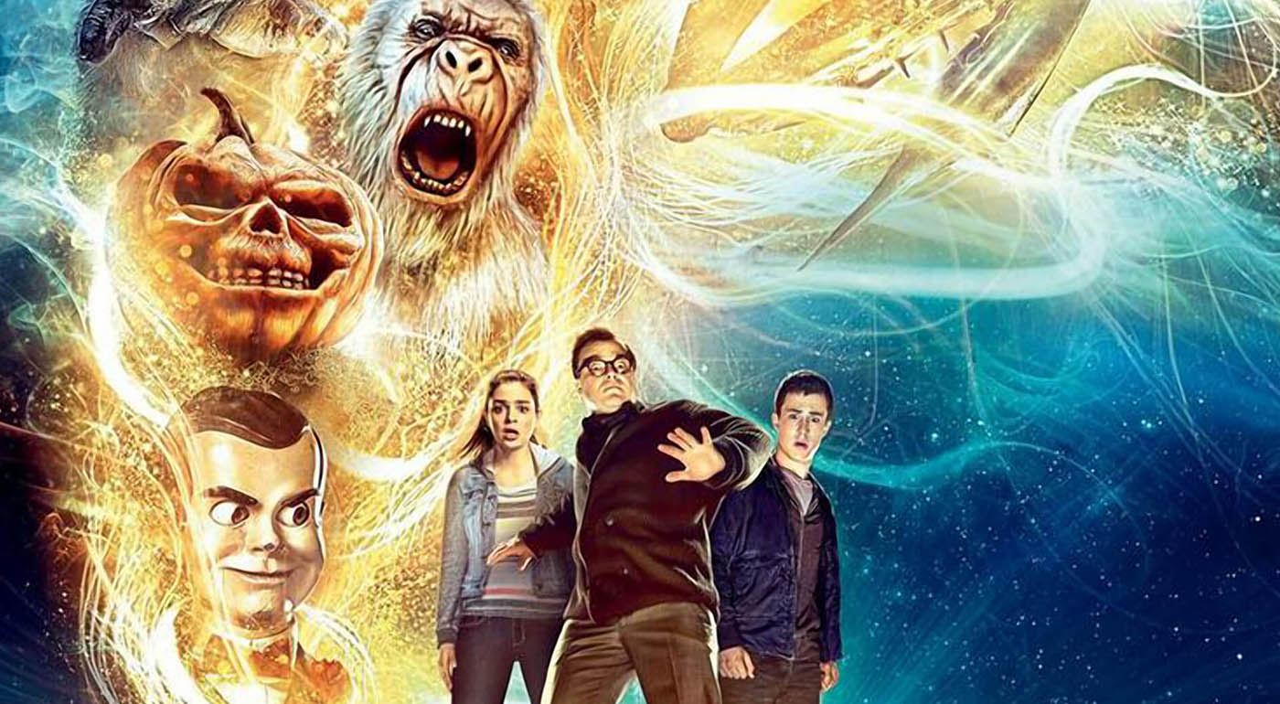 Goosebumps: Film Review