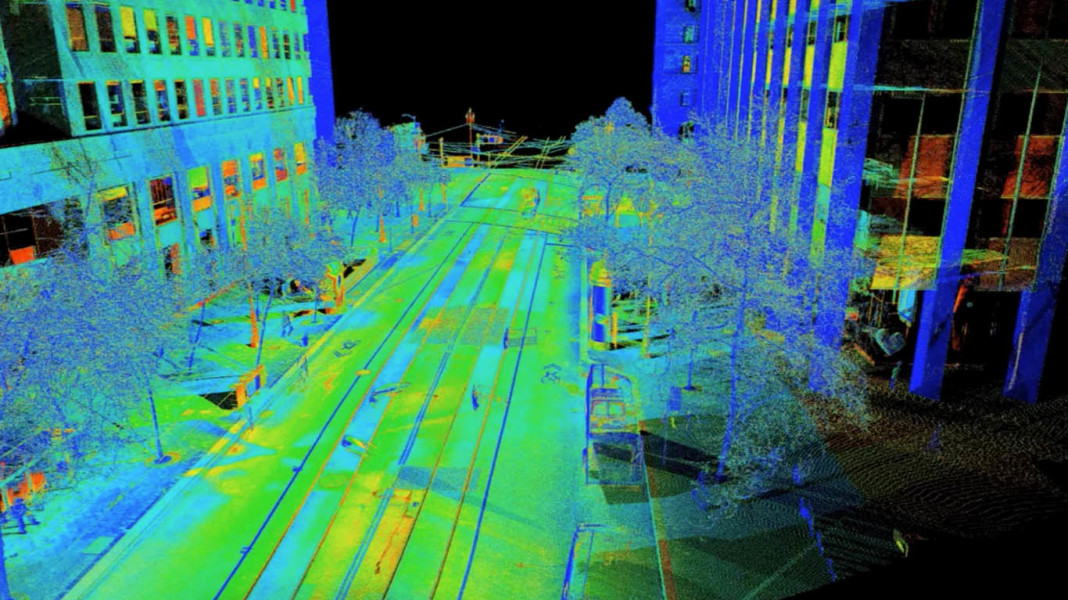 Could Lasers Be the Future of City Planning? popcorn