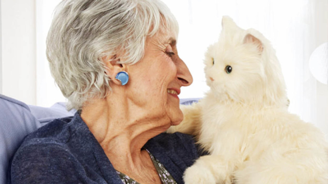 Robotic Cats Could Help the Elderly, According to Hasbro popcorn