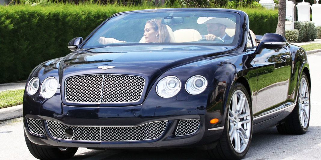 Top 10 Expensive Cars of Female Celebrities (Part 1)
