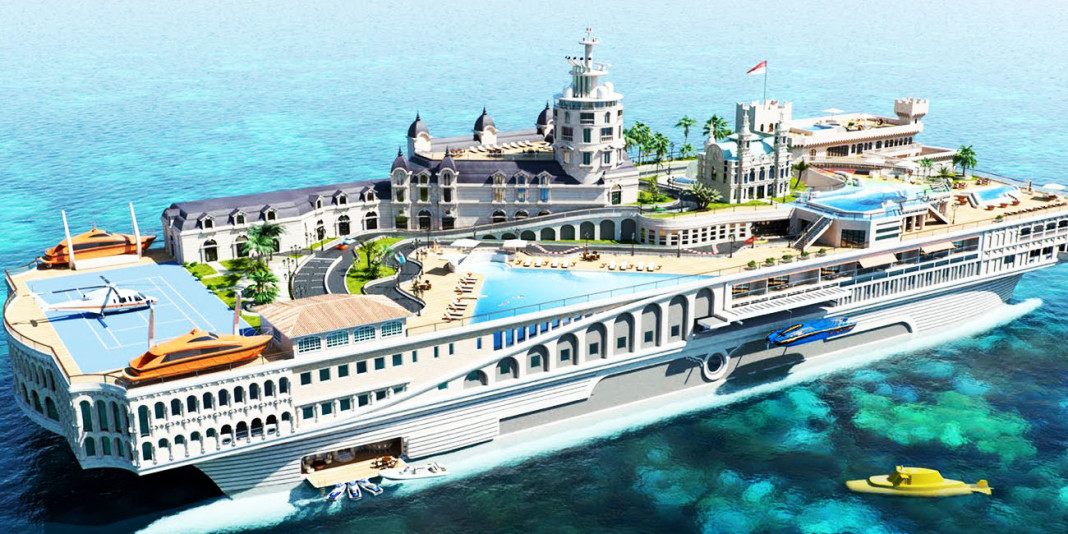 Top 10 Mind-Blowing Expensive Yachts (Part 2)