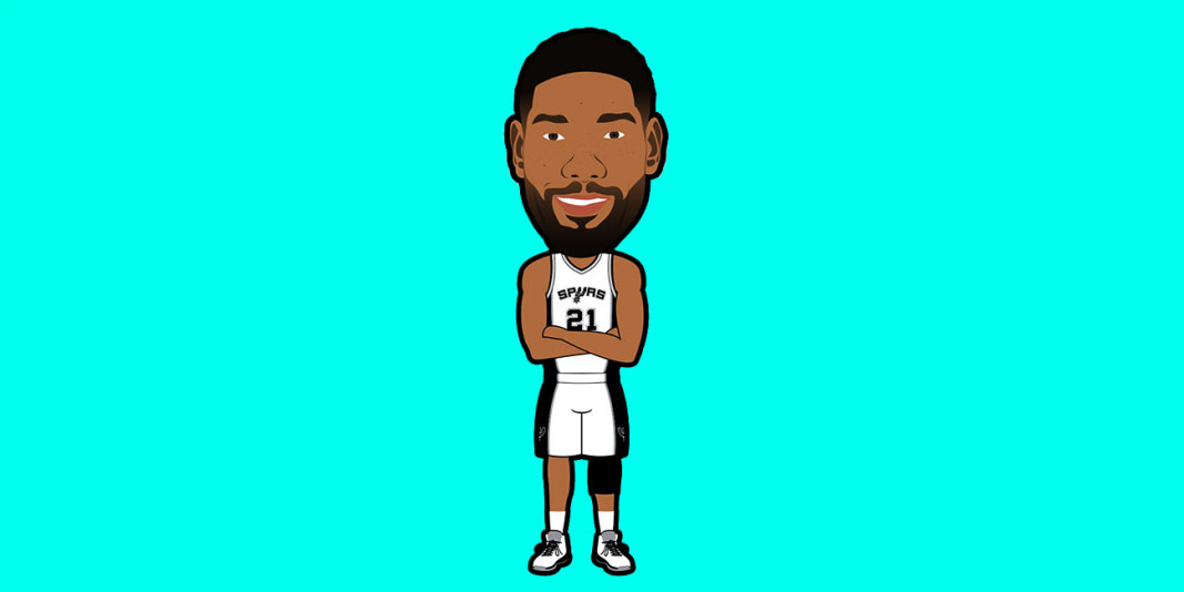 Tim Duncan: 15 Things You Didn't Know (Part 2)