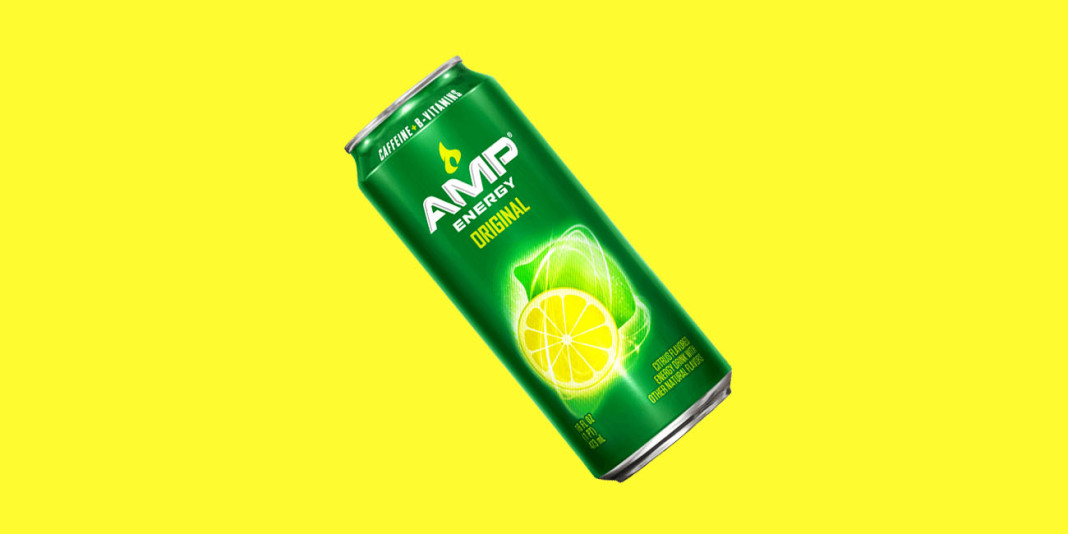 Amp Energy Drink: 6 Things You Didn't Know
