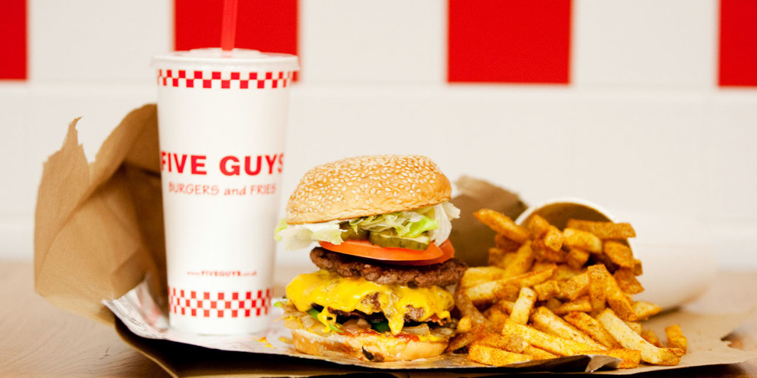 Five Guys: 6 Recipes for Your Favorite Menu Items