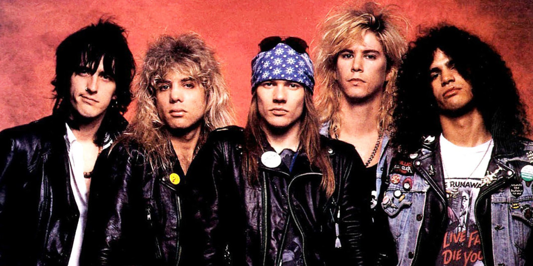 Guns N Roses: Top 5 Singles Of All Time