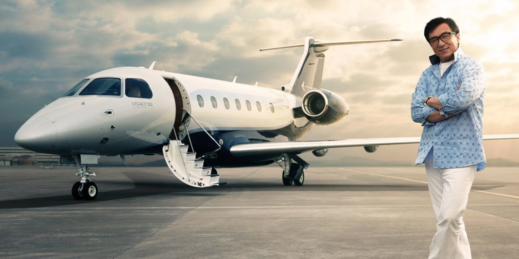 Top 7 Most Expensive Jets of Hollywood Actors