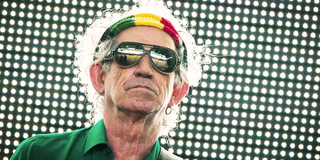 Keith Richards: Top 8 Outrageous Interview Quotes