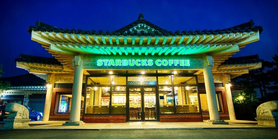 Top 10 Beautiful Starbucks Locations in the World