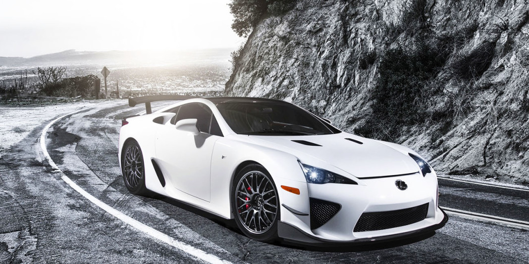Lexus: Top 8 Most Expensive Makes and Models