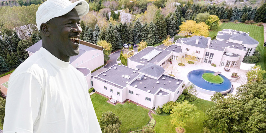 Top 10 Most Expensive Homes Of Pro Athletes