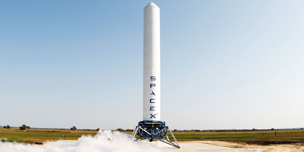 SpaceX: 7 Mind-Blowing Facts You Didn't Know