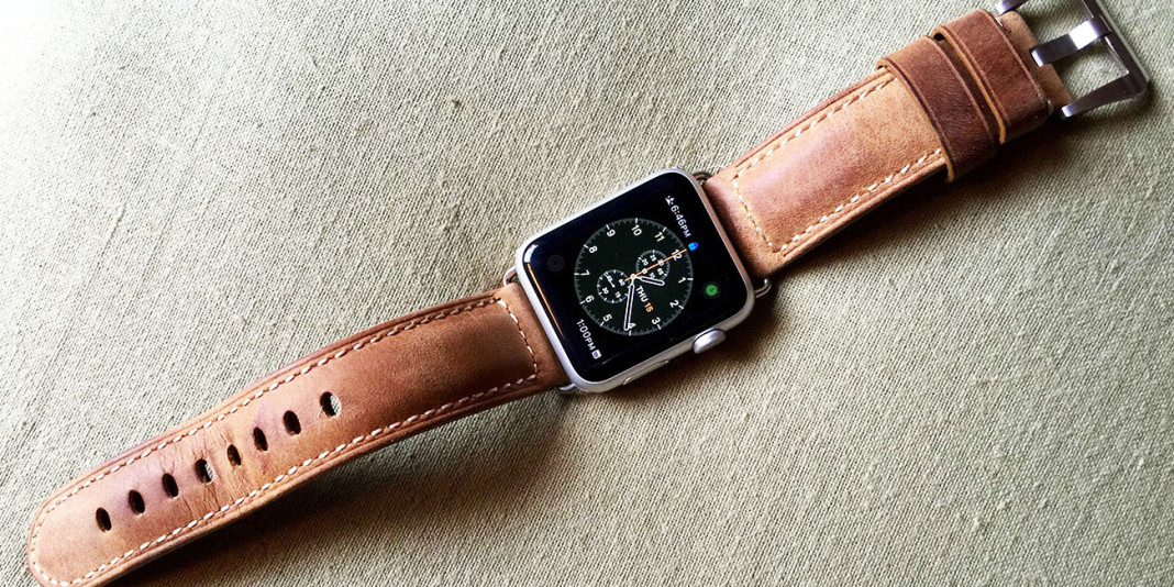 Nomad Leather Apple Watch Strap Review