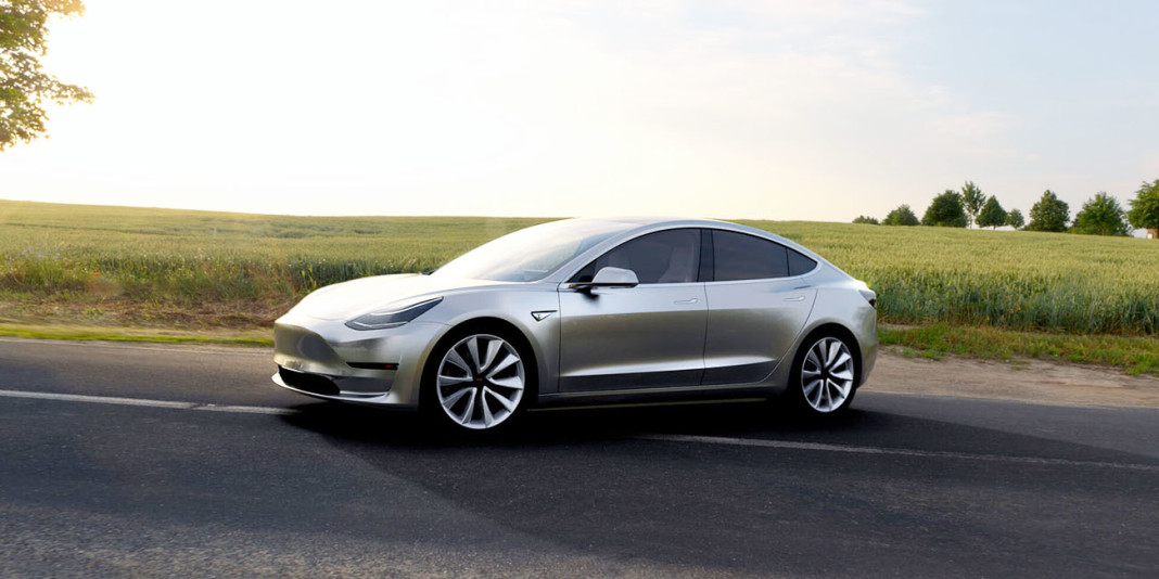 Tesla Model 3: Top 5 Facts You Didn't Know