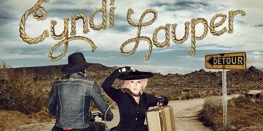 Cyndi Lauper: 'Detour' Track-by-Track Review