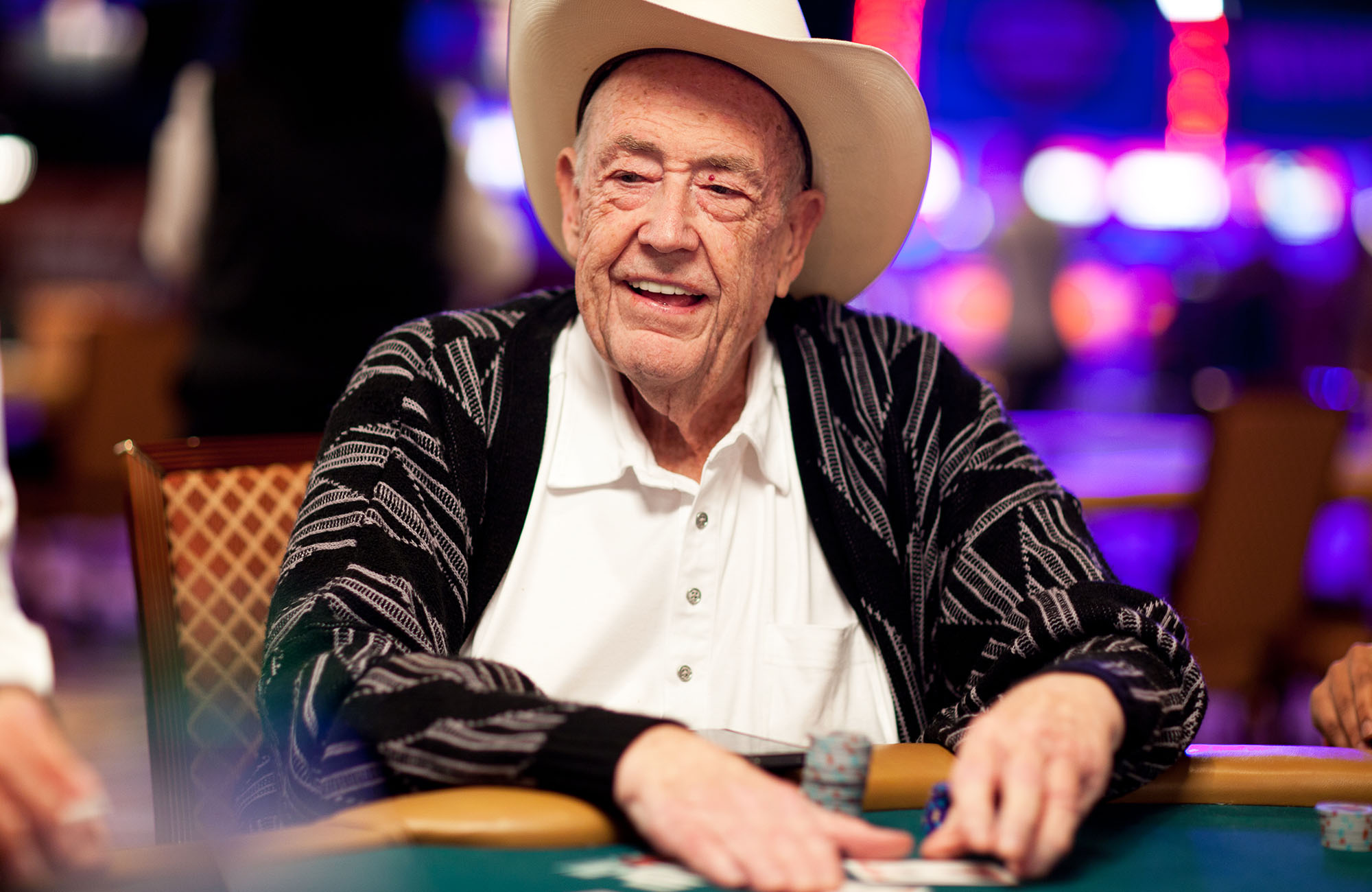 Doyle Brunson / pokernews.com