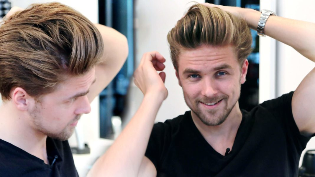 Top 5 Hairstyling Tips for Men